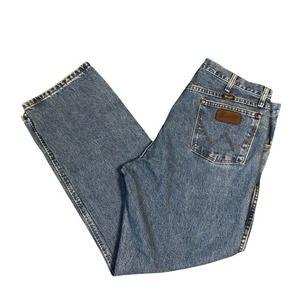 VTG Wrangler Jeans 38 x 32 Straight